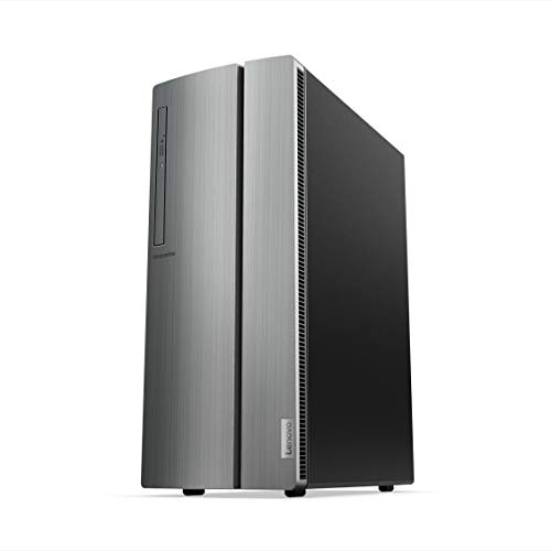 Lenovo IdeaCentre 510 Desktop PC (Intel Core i3-8100 3.60GHz, 8GB RAM, 1TB HDD, Intel UHD Graphics 630, Windows 10)