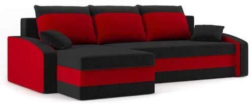 Sofá de esquina, sofá de esquina El mejor sofá de esquina, cajas de dos camas para guardar ropa de cama,A