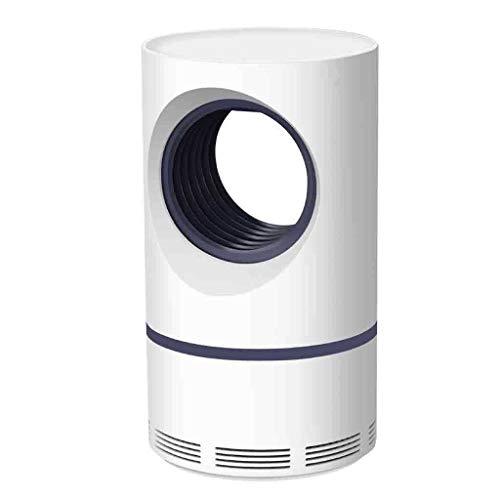 HMJY Aspirador de lámpara para Mosquitos, USB Photocatalyst Mosquito Killer, Repelente de Moscas domésticas para Interiores y Exteriores