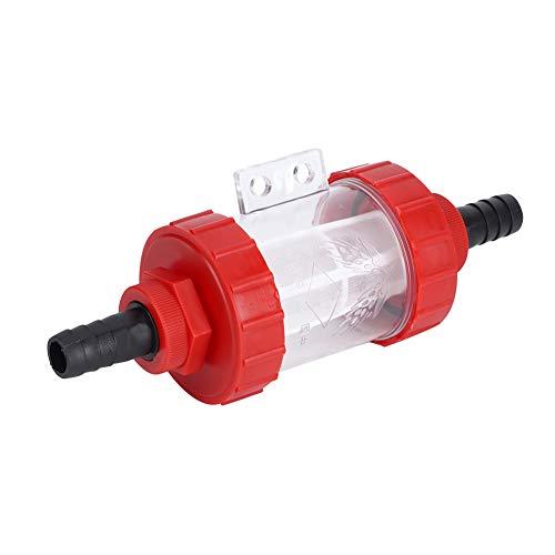 Pomp Filter Clear Pomp Zeef Plastic Materiaal voor Tuin Irrigatie Interface Pijp voor Waterpomp Filter (3/4 inch)