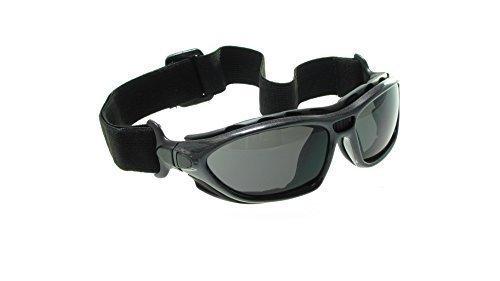 Alpland veiligheidsbril, bergbril, gletsjerbril, skibril met de hoogste zonnebescherming, Cat 4