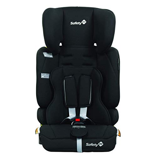 Safety 1st Solo Convertible Booster, Toddler Mode (1-4 Years) and Booster Mode (4-8 Years)