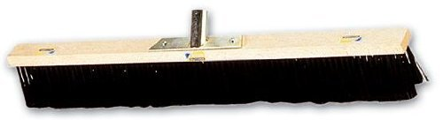 Scopa Industriale Grande con Supporto in Legno e fili in Polipropilene 60 cm