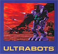 Ultrabots (Jewel Case) (輸入版)