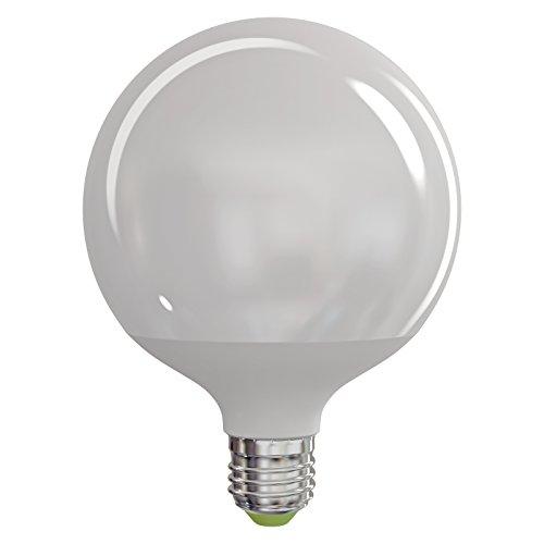 EMOS LED Lampe Globe / Energieklasse A+ / 18 W / Ersetzt 100W / E27 / 1521 Lumen / Neutralweiß ( 4000 Kelvin ) / 30000 Stunden Lebensdauer