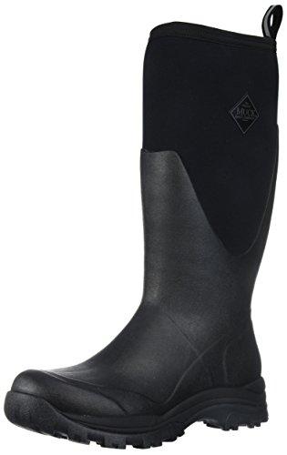 Muck Boots Herren Outpost Gummistiefel, Black, 26.5 EU