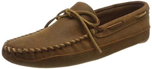 Moccasin Shoes for Men Leather