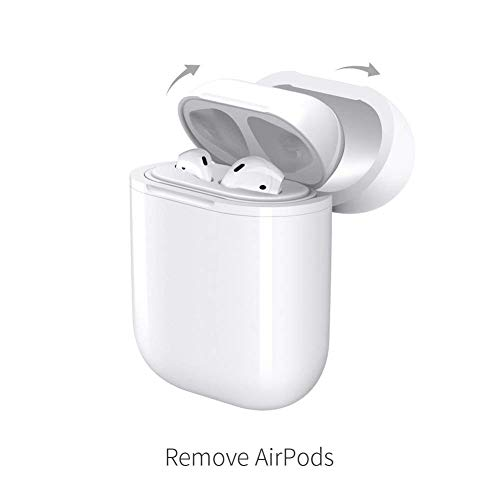 FunximAirPods Case With Wireless Charging Support