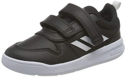 adidas TENSAUR I, Scarpe da Ginnastica, Core Black/Ftwr White/Core Black, 26 EU