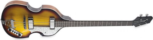 Stagg BB500 Violin-Shaped Electric Bass Guitar - Violinburst