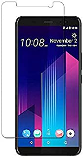 HTC U11 Plus Screen Protector, Supershieldz, Ultra-Clear, HD, Fingerprint resistant, 6-Pack