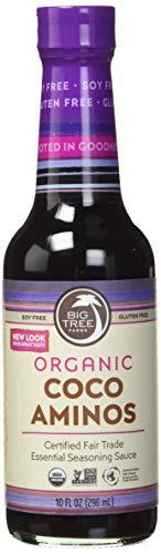 Big Tree Farms Coco Aminos Seasoning Sauce, 10 oz