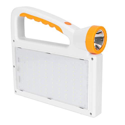 Linterna para Acampar Luces solares con energía Solar al Aire Libre para emergencias de Huracanes para Acampar al Aire Libre para Caminar en casa y más