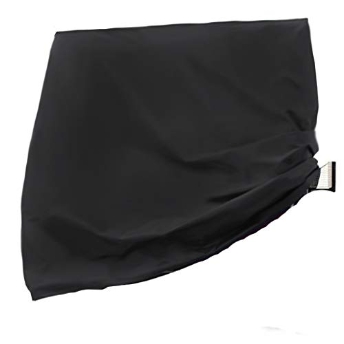 Outdoor waterdicht en stofdicht Oxford doek tafeltennistafel Cover 165x70x185cm