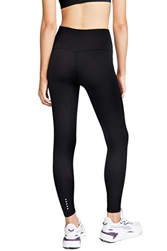 3W GRT Mallas de Deporte de Mujer,Yoga Leggins Mujer,Ropa Deportiva Mujer Crossfit,Pantalones Mujer,Leggings Mujer Fitness,Pantalón Deportivo para Mujer (Negro, XXL)