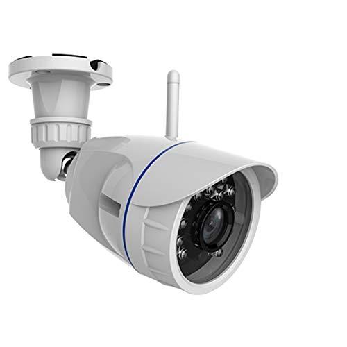 PAULCLUB Neo NIP-56AI Cámara IP a Prueba de Agua a Prueba de Agua - 21 Luces LED Inferiores, con visión Nocturna IR, con Control Remoto de teléfono móvil Lihaihua