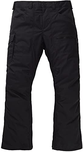Burton Mens Covert Pant, True Black New, Large