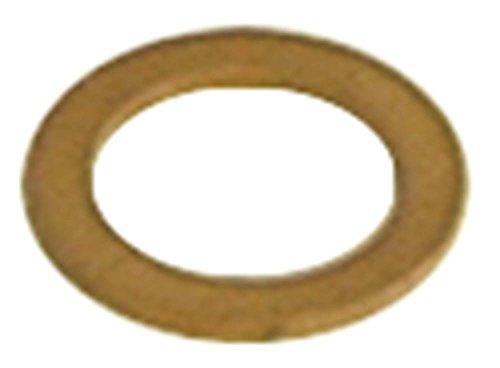 Rancilio - Junta plana para cafetera Z11, S20NSF (15 mm, D2, 10,2 mm, cobre de 10,2 mm, grosor del material 1 mm)