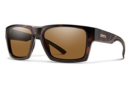 Smith Optics Outlier Xl 2 Carbonic Polarized Sunglasses, Matte Tortoise, One Size -  20067351S59SP