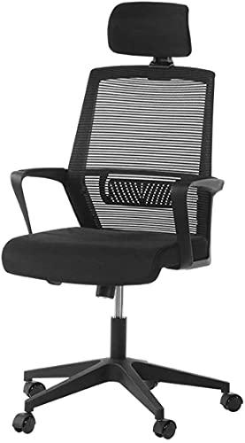 TAIDENG Silla de oficina, silla de escritorio, silla de ordenador, silla de ordenador, silla giratoria, transpirable, silla de ocio, silla de oficina, silla de estudio (color: malla transpirable)