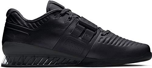Nike Romaleos 3 Xd, Zapatillas de Deporte Unisex Adulto, Multicolor (Black/Mtlc Bomber Gry 001), 42 EU