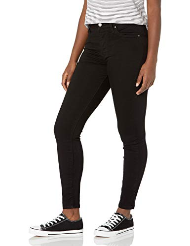 Levi's 721 High Rise Skinny - Pantalón Vaquero para Mujer Noir - Soft Black. 52 ES/Regular