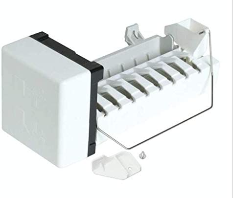 Refrigerator Ice Maker Compatible with Amana ARS266ZBW, KitchenA