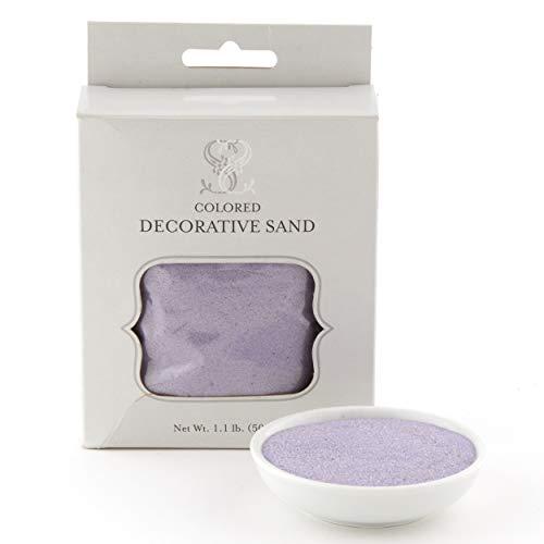 Weddingstar Kristalliner Quarzsand, Lavendel