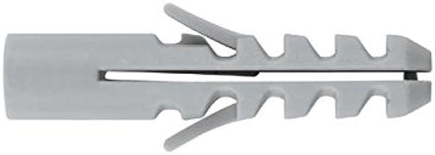 Index Fixing Systems BZTACON06 nylon pluggen TACON in grijs; voor lichte lasten