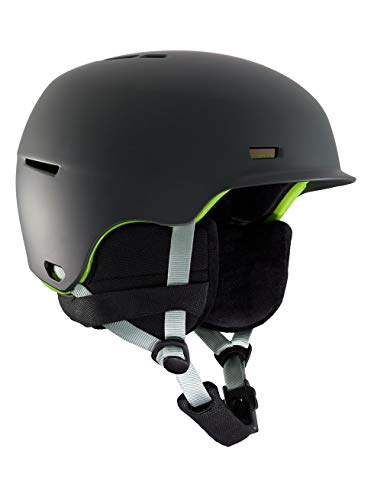 Anon Heren Highwire Snowboard Helm, Gray Pop, S