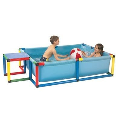 Moveandstic 875084 - Pool Baukasten