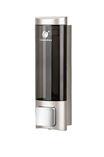BBX Lephsnt Manual Wall Soap Dispenser, for Kitchen, Bathroom, Home Office, Hotel, Commercial Buildings