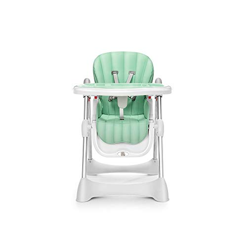 Lowest Price! DUWX - Baby High Chair, Baby Dining Table and Chairs Foldable Multi-Function Portable ...