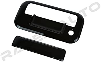 Razer Auto Glossy Black Tailgate Handle Cover for 04-14 Ford F150 / 08-14 Ford F250 Superduty / 04/08 Ford Mark Lt / 07-10 Ford Explorer Sport Trac