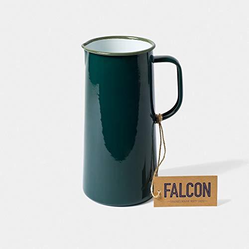 Falcon Enamelware Email drei Pint-Krug Samphire