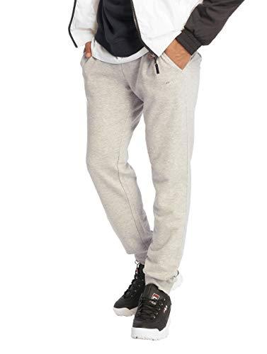 Fila Upl Wilmet Sweat Pants Pantalones de Deporte, Gris (Light Grey Mel B13), W30/L32 (Talla del Fabricante: Small) para Hombre