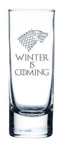 House Stark - Vaso de chupito inspirado en Juego de Tronos
