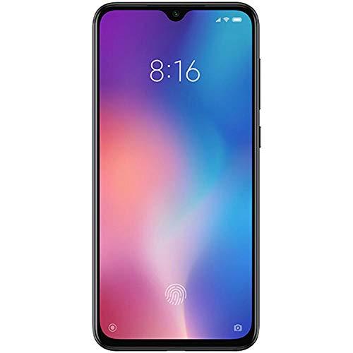 Xiaomi Mi 9 64GB + 6GB RAM - 48MP Ultra High Resolution Camera LTE Factory Unlocked GSM Smartphone (Global Version) (Piano Black)