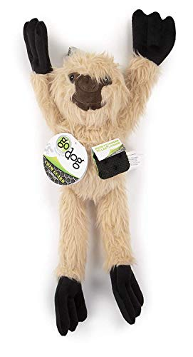 Squeaker Sloth Dog Toy