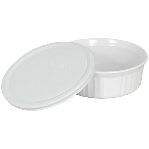 CorningWare French White 24-Ounce Round Dish