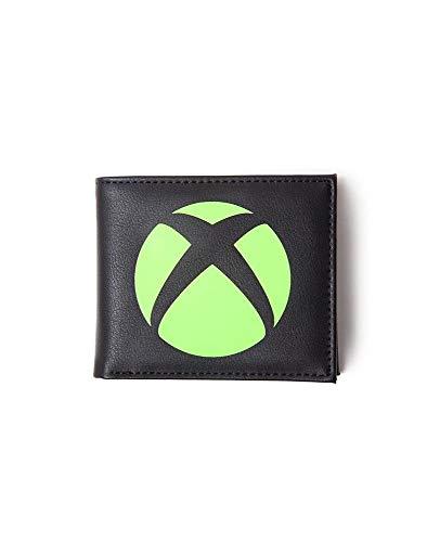 Xbox Mw736701xbx, Portafogli Unisex-Adulto, Nero, One Size
