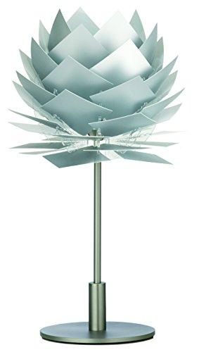 Dyberg Larsen 6057 Extra Klein Pineapple Tafellamp, 37cm, Zilver