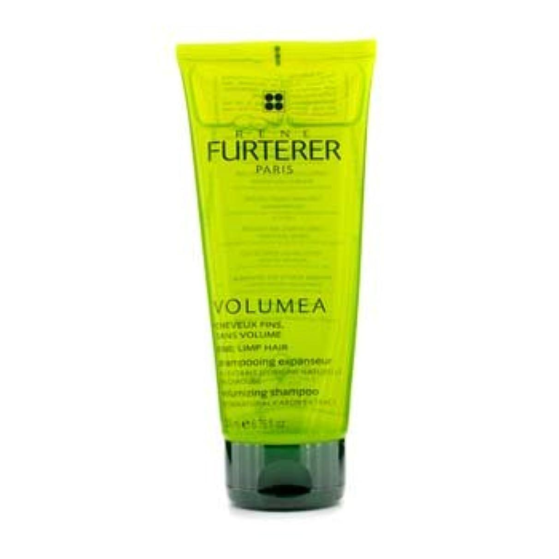 タフアトミック大量[Rene Furterer] Volumea Volumizing Shampoo (For Fine and Limp Hair) 200ml/6.76oz