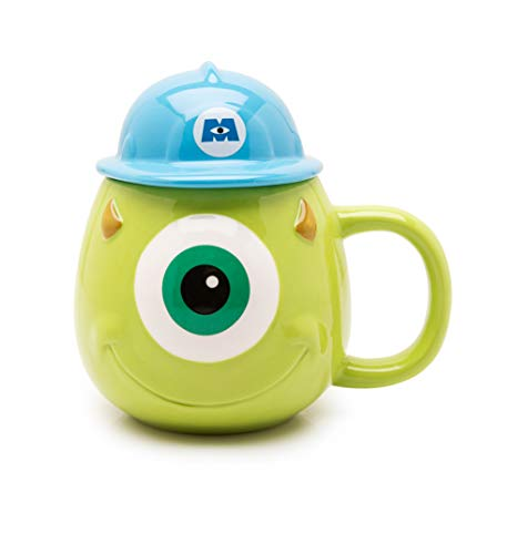 Half Moon Bay Taza con forma de Monsters Inc Pixar (Mike) (MUGDPX04)
