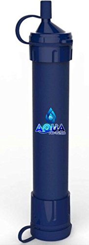 Personnel filtre à eau Straw-of-lifes