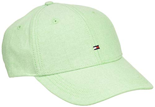 Tommy Hilfiger Herren BB Baseball Cap, Grün (Chambray Green 904), One Size (Herstellergröße: OS)