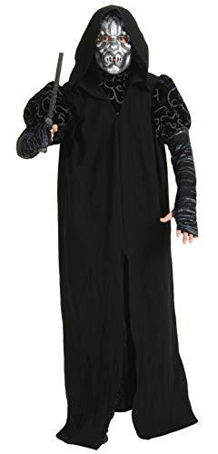 Fantasia Comensal Da Morte Rubies Costume Company Inc Harry Potter Multicor