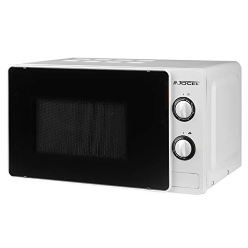 Microondas Jocel JMO011138, 20 L, 700 W Blanco + tapa para micro gratis
