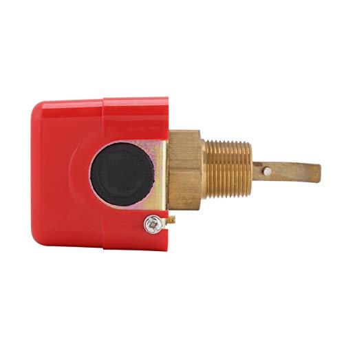 Interruptor de Flujo de Agua, medidor de Flujo de líquido Contador Sistema de Tratamiento de Agua Hecho de Oro Valor Ajustable