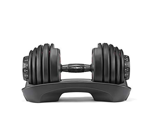 ボウフレックス(Bowflex)可変式ダンベルアジャストダンベル15段階2kg~24kgSelectTechDumbbell(セレクトテックダンベル)(単品販売)552i